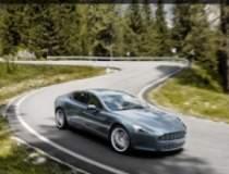 Coupe-ul cu 4 usi de la Aston...