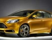 Noul Ford Focus ST tinteste...