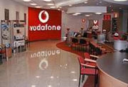 Vodafone a depasit plafonul de 200 de milioane de clienti