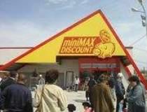 miniMAX DISCOUNT inaugureaza...