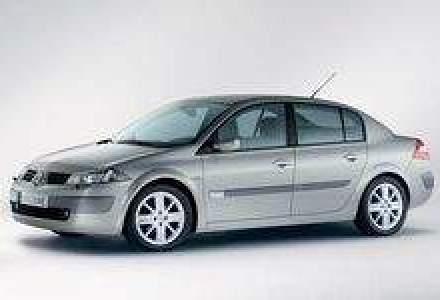 Renault Romania a vandut in ianuarie 12.000 de automobile