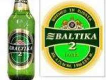 Producatorul de bere Baltika...