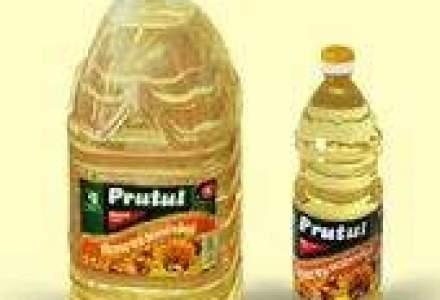 Prutul S.A. a vandut cu 81% mai mult ulei in primul trimestru
