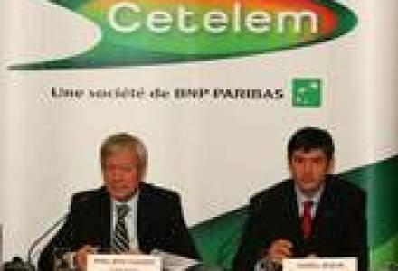 Romania va deveni principala piata est-europeana pentru Cetelem in trei ani