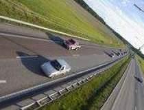 Tronsoane din autostrada...