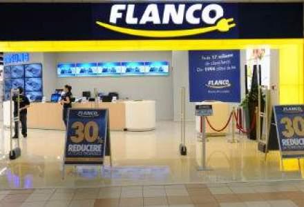 Flanco a investit 0,4 mil. euro in magazinul din ERA Oradea
