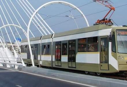 Primaria Capitalei ingradeste inca o linie de tramvai, pe modelul liniilor 21 si 41