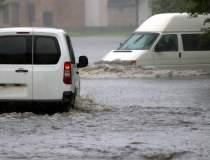 Cod galben de inundatii pana...