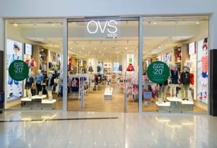OVS Kids, retailer de imbracaminte din Italia, deschide primul magazin din Romania, la Ploiesti