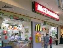 Vanzarile lunare McDonald's...