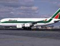 Alitalia mai dispune de...