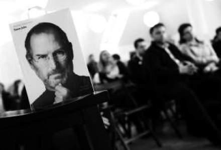 Geniul lui Steve Jobs, comentat la Bucuresti. Ce spun Pascariu, Geoana si Ghenea despre antreprenorul secolului
