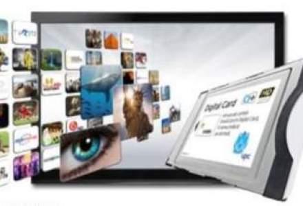 UPC si Samsung lanseaza un card care inlocuieste decodorul pentru TV digitala