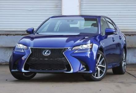 Lexus opreste productia pentru sedanul GS in Europa