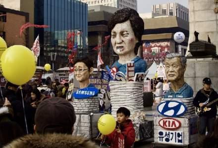 Fosta sefa a statului sud-coreean, condamnata la 24 de ani de inchisoare