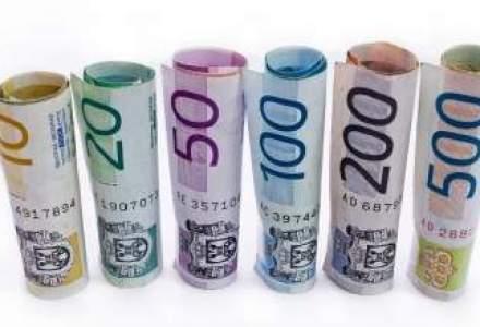 Patru banci au luat de la BNR 1,5 miliarde euro