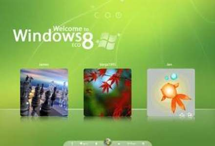 Windows 8 va fi disponibil in trei variante. Afla de ce facilitati dispune fiecare