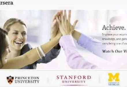 Cursuri online gratuite la Stanford sau Michigan? Investitorii spun DA si sustin ideea cu 16 milioane dolari