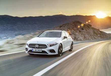 Noul Mercedes-Benz Clasa A soseste in mai. Costa de la 30.300 euro cu TVA