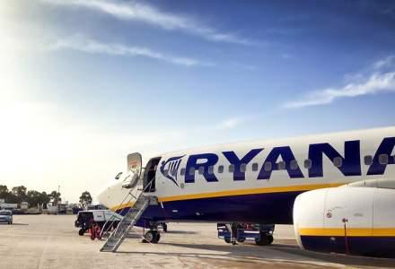 Ryanair face angajari: Recruteaza insotitori de bord in Romania