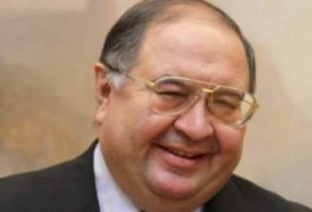 Miliardarul Usmanov a devenit cel mai bogat om din Rusia