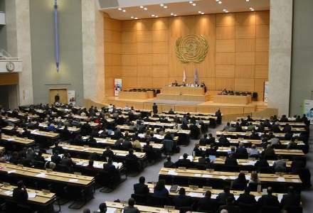 ONU a respins rezolutia propusa de Rusia care condamna atacurile asupra Siriei