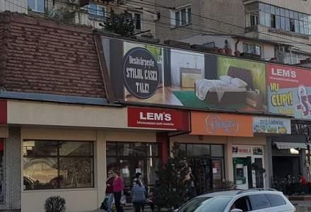 Lemet deschide un magazin Lems in Piatra Neamt. Cat a fost investitia?