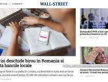 Wall-Street.ro se schimba:...