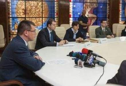 """Ministrii si afacerile: Cum merg firmele """"managerilor"""" din cabinetul Ungureanu"""