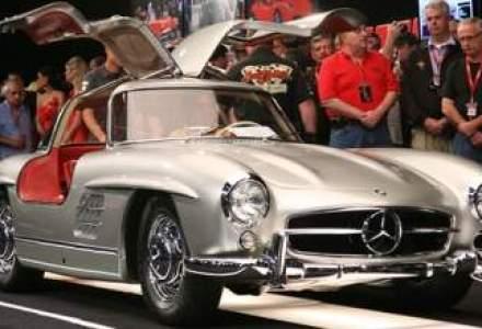 TOP 10 cele mai scumpe masini de colectie vandute la licitatii