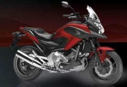 Honda Trading Romania a lansat 4 modele noi de motociclete