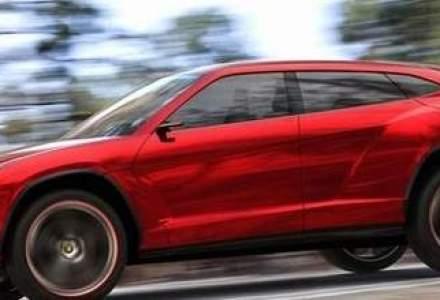Lamborghini a prezentat primul concept SUV din ultimii 20 de ani