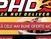 Pizza Hut Delivery se extinde...