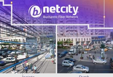 Netcity Telecom extinde reteaua subterana pentru fibra optica a Bucurestiului cu o finantare privata de peste 30 milioane de euro