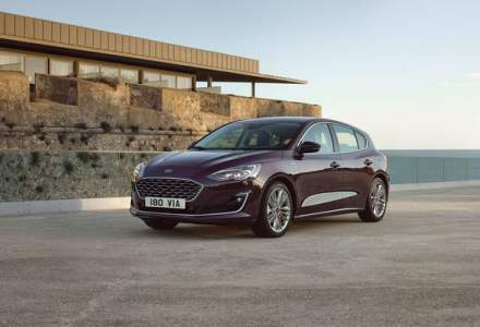 Noutati in gama Ford Focus din 2020: compacta va avea versiune hibrida cu baterie de 48 de volti