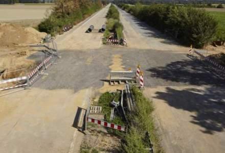 Starea drumurilor din Romania: 763 de kilometri de autostrada si 35% din drumuri, pietruite si de pamant