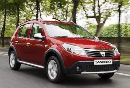 Dacia a vandut mai mult, dar profitul companiei a scazut