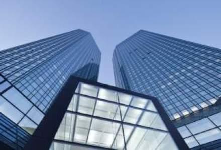 Profitul net al Deutsche Bank a scazut cu 33% in primul trimestru