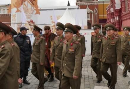 """Coreea de Nord celebreaza summitul """"istoric"""" cu Coreea de Sud, spunand ca deschide o noua era"""