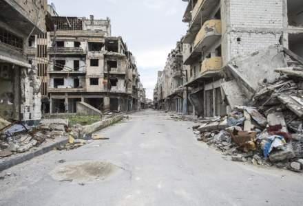 Armata siriana inainteaza in sudul Damascului dupa confruntari violente cu gruparea Stat Islamic