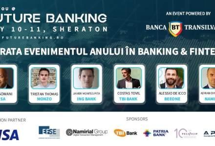Future Banking 2018: Bancile traditionale vs. marile fintech-uri din Europa. 2 intrebari cheie la care trebuie sa raspunda pentru a supravietui