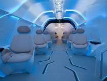Asa arata interiorul capsulei...