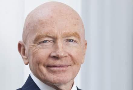 Mobius renunta la pensionare pentru a-si lansa propria firma si avertizeaza ca bursele pot scadea si cu 40%