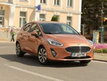 Ford Fiesta si Renault Clio...