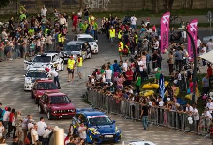Transilvania Rally 2018, desfasurat la Cluj, doboara recordul de participanti
