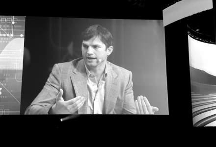 VIDEO Ashton Kutcher @Dell Tech World: despre inteligenta artificiala, dreptul la viata privata si...scutere