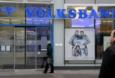 Volksbank a ramas fara presedinte. Johann Lurf pleaca de la conducerea bancii