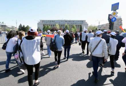 Viorica Dancila se intalneste cu reprezentantii sindicatelor din sanatate