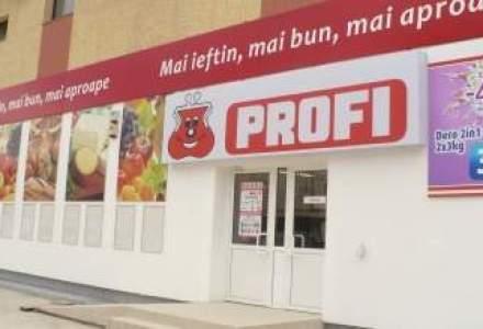 Profi deschide un magazin intr-un spatiu al familiei Patriciu