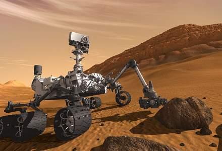 NASA va trimite un elicopter pe Marte pentru a testa vehicule mai grele in atmosfera